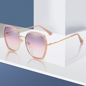New Fashion Women Sunglasses Brand Design Women Luxury Metal Sun Glasses Lady UV400 Sunglass Shades Eyewear