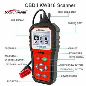 # by9x 8 개 언어와 OBD2 EOBD 스캐너 자동차 자동차 고장 진단 장비 코드 리더 스캔 도구