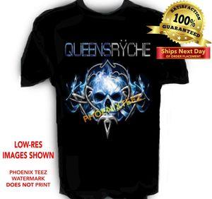 Queensryche-T-Shirt Größen S bis 6x