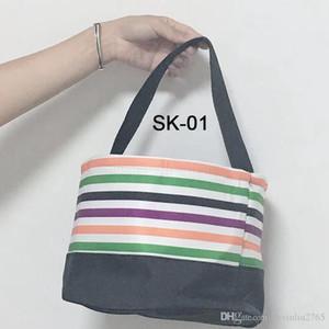 Halloween festivos sacos de cesta de doces bolas bolsa de bolsa de bolsas de compras de ovos de armazenamento de brinquedo engraçado truque ou travessura