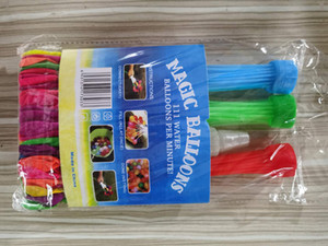 Magic waters balloon colorful outdoor water fight game party children's toys gift both boy and girl
