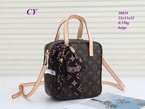 NEW styles Handbag MC Famous Name Fashion Leather Handbags CH Women Tote Shoulder Bags Lady Leather Handbags M Bags purse cy3082