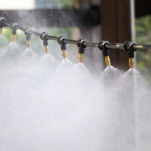 10/15/20/25 / 30M Jardim Rega Sistema de irrigação por gotejamento automático de irrigação por aspersão Rega Automática Jardim vaso irrigação por gotejamento Kit
