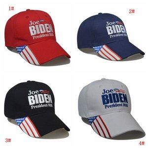 Joe Biden Baseball presidente repubblicano Elezione rendere l'America di nuovo grande ricamo Party Hats 20 stili Casa e Giardino EWE799