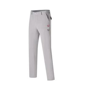 K2019 nouveau pantalon automne séchage rapide des hommes de golf et de sport de golf d'hiver de vêtements pantalons pour hommes pantalons occasionnels livraison gratuite
