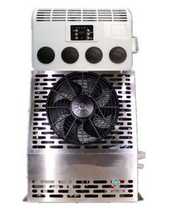 Nouvelle arrivée 2020 12v 24v air voiture cabine tracteur portable dc climatiseur automatique pour les voitures Air conditionné