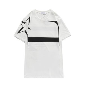 Mens T Shirt New Arrival Designers Men T Shirts Womens Crew Neck Short Sleeve Brand Tshirts Summer Fashion Star Print Top Tees AN 200924V