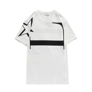 Mens T Shirt New Arrival Designers Men T Shirts Womens Crew Neck Short Sleeve Brand Tshirts Summer Fashion Star Print Top Tees BO 200924V