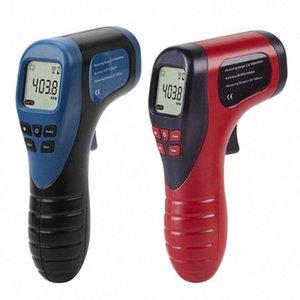 Araç Dijital LCD Fotoğraf Takometre Temassız RPM Metre Motor Hızı Ölçer Araç Hız Öğr.Gör.Tach Metre Kilometre Onarım Aracı XDD9 #