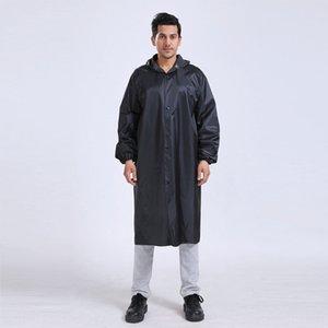 dever Outdoor chuva longo macacão impermeável reflexivo vento Reflective Manto tira blusão ad proteção do trabalho capa trench coat poncho