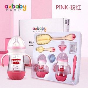 Feeding Bottle Special-purpose Feeding Bottle Defence Flatulence Pp Baby 240ml jfDi#