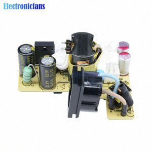 DC Voltaj Regülatörü Çıplak Kurulu Onarım 2500mA SMPS 110V 220V AC-DC 100-240V için 5V 2.5A Güç Kaynağı Modülü inja # Switching