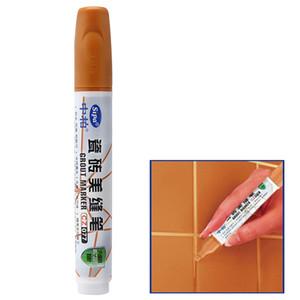 Marcador Tile Repair Artline portátil Secagem Rápida Grout Pen parede Refill Não tóxico