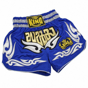 Tiger Muay Thai Pantalons Jujitsu boxe hommes Impression Shorts Kickboxing Combat vêtements short court Grappling boxe Sanda N2C3 #