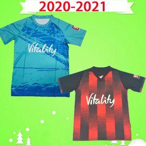 Maglia da calcio 2020 2021 Bournemouth 20 21 maglia da calcio rosso verde casa lontano da casa SOLANKE GROENEVELD SURRIDGE LERMA BROOKS STANISLAS