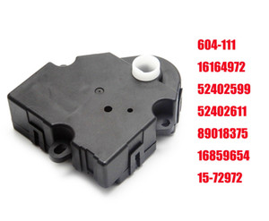 HVAC Heater Air Blend Door Actuator For 604-111 Chevrolet Buick Yukon 52402611