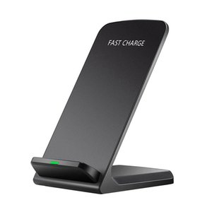 Q740 Wireless Charger Qi Wireless Fast Charger Charging Pad Stand Dock for Samsung Galaxy S9+ for iPhone XS 11