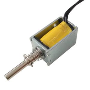 Actionneur linéaire électromagnétique Electroaimant Open Frame Push Pull Appareils Ménagers