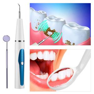 المياه الحرة بالموجات فوق الصوتية نظافة الأسنان تتفاغي tartar / البلاك المزيل 5 أوضاع قابلة للشحن أسنان الأسنان مع نصائح عمل قابلة للاستبدال