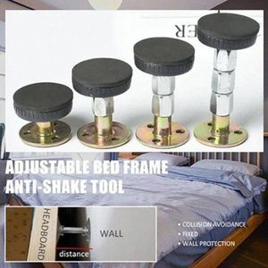 Fixed Bed Adjustable Thread Bed Frame Anti-shake Tool Does Not Vacillate Support For Room Wall Accessories #T1P 84yW#