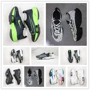 2020 Nike Air Zoom Tempo NEXT2 Zoom NEXT 2 3M Reflective Green White Mens Shoes CI9925-008 Women Breathable Sneakers Trainers designer shoes