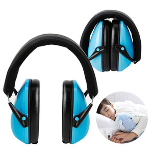 소음 키즈 아동 유아 아기를 위해 귀마개를 취소 보호 노이즈 감소 귀마개 청력 ALK 접이식