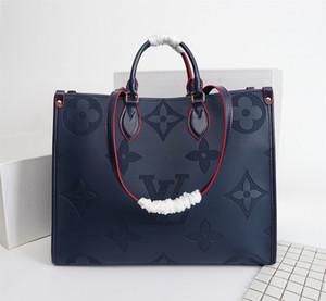 Hot vente de nouveaux sacs shopping femmes gros sacs à main de femmes sacs en bandoulière fashion designer OnTheGo sacs à main classique