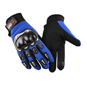 New Full Finger Gloves joint protection gloves Unisex outdoor sports breathable non-slip Motorcycle Cycling Riding Tactical Glove