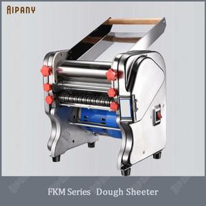 FKM240 pâte électrique coupeuse pour le fabricant d'acier inoxydable maison / commercial nouilles pâte machine rouleau presseur
