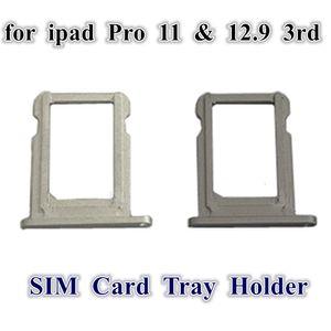10шт для IPad Pro 11 2018 Sim-карты держатель Слот Замена для IPad Pro 12,9 дюйма 3-2018 Мощность Объем боковых кнопок