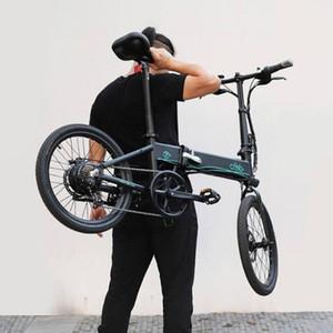 [EU Direct] FIIDO D4S 10.4AH 36 V 250W 20 pollici Pieghevole Fat Fat Bike Bike Bicycle 25km / h Top Velocità 80km Chilometrage Bici elettrica
