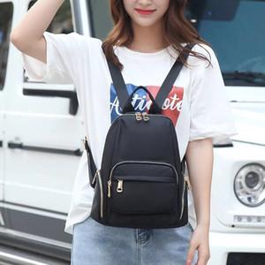 Designer- Fashion canvas backpack for women handbag purse women fashion back pack shoulder bag handbag presbyopic mini messenger bag