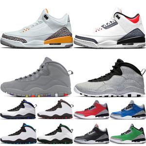 air retro 3s 10s Zapatillas chaussures de basket-ball Royal FIBA Designer 12s pour hommes Bulls Deep Royal Blue play-offs , baskets pour hommes