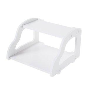 Стол Настенный Shelf Set-Top Box маршрутизатор хранения стойку дисплея Держатель Home Decor