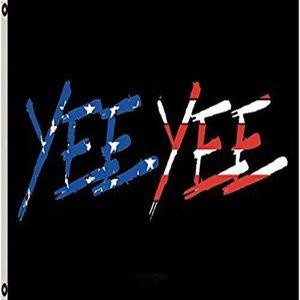 Costurado envio Qualidade Ft Decoração Duplo alta gratuito 3x5 Yee American Flag polyeaster VlbdV homes2011