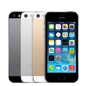 "IPhone 5S разблокирован Apple телефоны 16 ГБ 32 ГБ 64 ГБ ROM IOS 4.0 ""IPS 8MP WiFi GPS Siri 4G LTE"