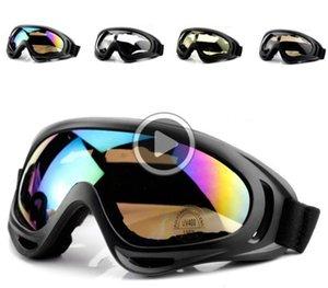 Top 10pcs / lot Waterproof Aranha óculos de equitação dos homens óculos óculos de esqui ao ar livre Óculos de sol Óculos de moda colorida Dener Sunglasse