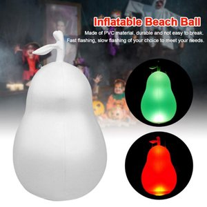 Remote Control Toys Raves Halloween Party Led Summer Inflatable Beach Ball Flashing Christmas Battery Powered Waterproof Pool