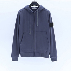 Stone Island sudaderas de diseñador para hombre sudadera de lujo para hombre sudaderas con capucha de la marca de moda chaqueta de hombre rompevientos abrigos