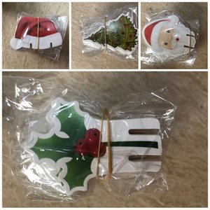 Red Wine Cup Cards Tree Decorations Card Insertion Christmas Ornaments 2020 Baubles Santa Claus Hat Snowman Elk 1 2mz F2