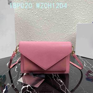 Дизайнер женщина Креста тело мода конверт сумка двойных слои кармана Mini наружных плечевые сумки накладной застежки с коробкой и мешками для сбора пыли