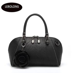 Lebolong borse in pelle sacchetto di alta qualità di 2020 nuove donne di modo signore solide del messaggero Sacchetto femminile crossbody Designer