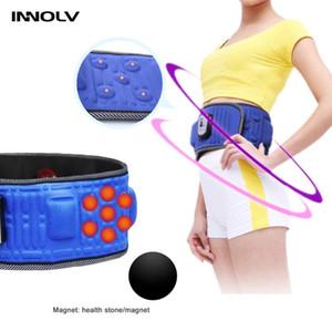 Elektrische Slimmerbelt verlieren Gewicht Fitness Massage X5 Zeiten Sway Vibration Bauchbauchmuskel Taille Trainer Stimulator