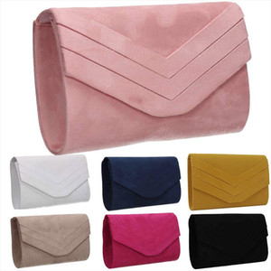 Hot Sale Simple Style Fashion Women Pure Color Geometric Cocktail Party Phone Evening Bag Europe fashion Solid Color 906