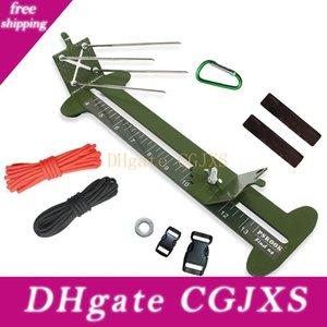 Обезьяна Кулак Jig И Paracord Jig Браслет Maker Paracord Tool Kit Регулируемая Металл ткачество Diy Craft Maker 4