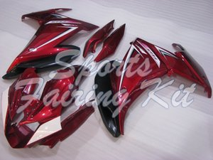 Abs обтекатель для FZ6R Fazer 2009 - 2013 Pearl Red Full Body Kits FZ6R 13 Обтекателей FZ6R Fazer 2013