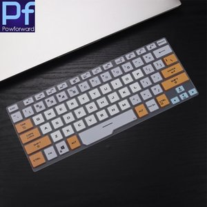 Silicone pele clara Keyboard Cover Protector para Asus ROG Zephyrus G14 GA401 GA401ii GA401iv GA401iu notebook para jogos de 14 polegadas
