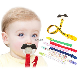 2020 New (OOTDTY) 2020 Baby Cute Pacifier Clip Dummy Holder Soother Chain Drop-resistant Buckle Strap MAR17_15