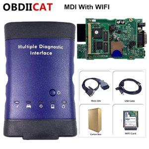 G için 2020 MDI Çoklu WIFI OBD SW 2020,9 OBD2 Teşhis Aracı MDI wifi - M Teşhis Arayüz ile Çok Dilli Tarayıcı