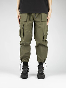 Virson New M-2XL Winter Hiking Pants Outdoor Sports 3 colours Casual Trousers Cotton Overalls Elastic Waist Multi-pocket